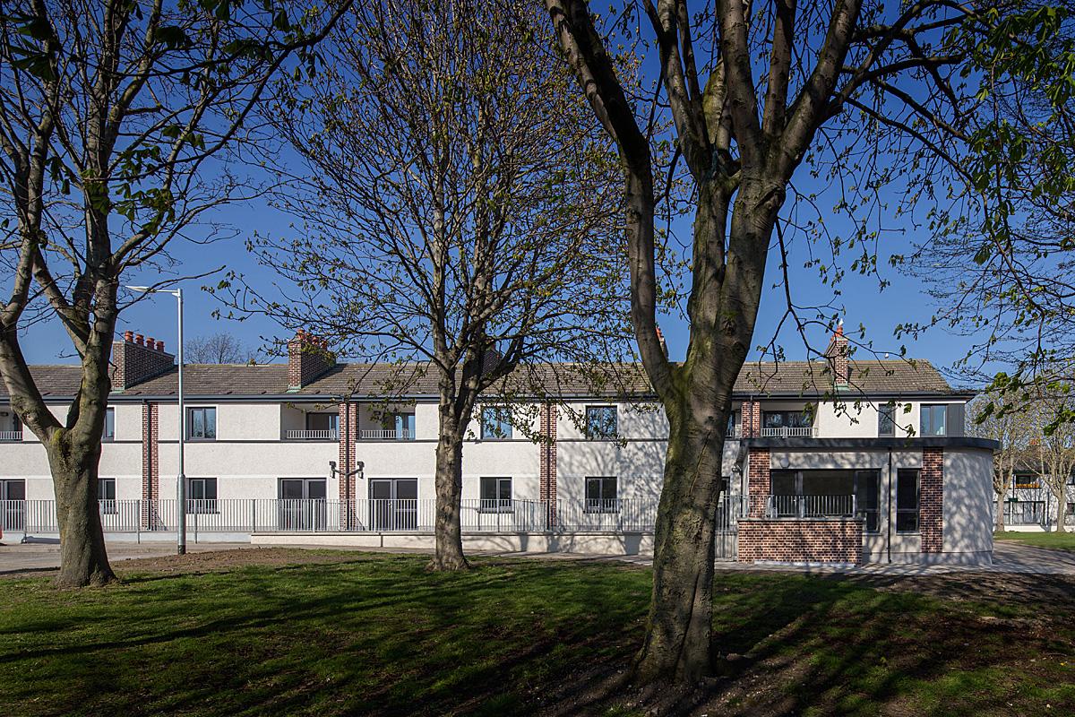 St Bricins Park, Arbour Hill, Dublin