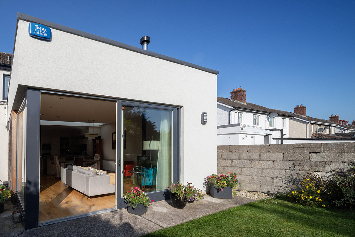 low energy design architect dublin project for marian grove in rathfarnham dublin image five